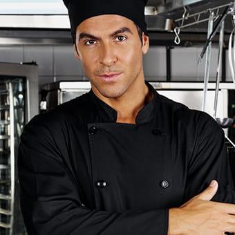 Alberto Zeratto Restaurant Chief